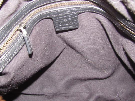 Gucci Mint Condition Chrome Hardware Xl Shoulder Equestrian Accents Perfect For Everyday Hobo Bag