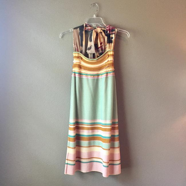 Missoni short dress Multi colored on Tradesy