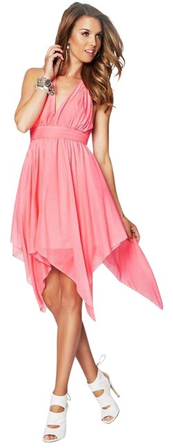 Preload https://item5.tradesy.com/images/guess-pink-gia-gypsy-mid-length-cocktail-dress-size-2-xs-21549094-0-1.jpg?width=400&height=650