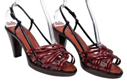 Preload https://item5.tradesy.com/images/costume-national-burgundy-and-navy-patent-leather-platform-slingback-chunky-sandals-size-us-95-regul-21549204-0-1.jpg?width=440&height=440