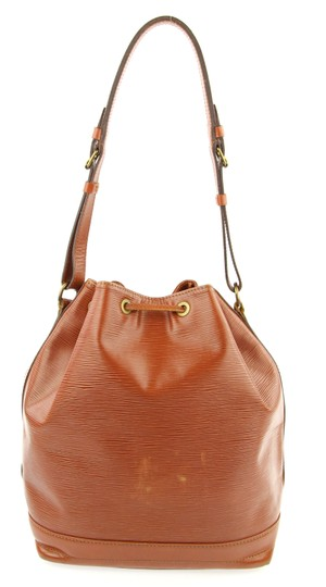 Louis Vuitton Epi Noe Brown Noe Artsy Bucket Drawstring Shoulder Bag