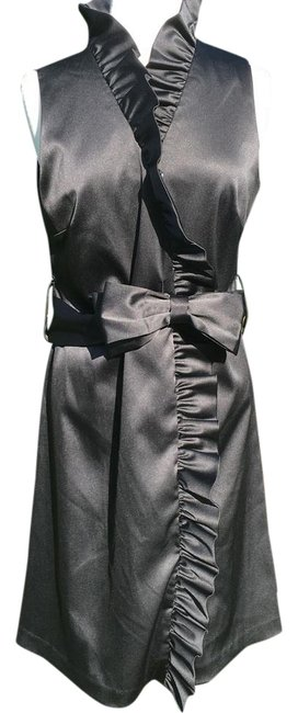 Preload https://item2.tradesy.com/images/eliza-j-black-ruffle-collar-trim-sleeveless-belt-with-bow-snap-mid-length-formal-dress-size-14-l-21549421-0-1.jpg?width=400&height=650