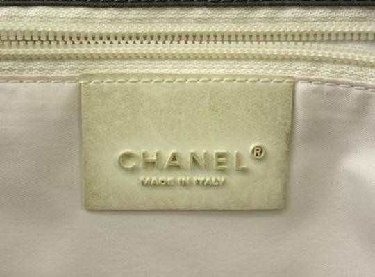 Chanel Messenger Laptop Mens Sports Quilted Shoulder Bag
