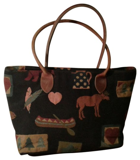 Preload https://item2.tradesy.com/images/orvis-multi-colored-canvas-tote-21549496-0-1.jpg?width=440&height=440