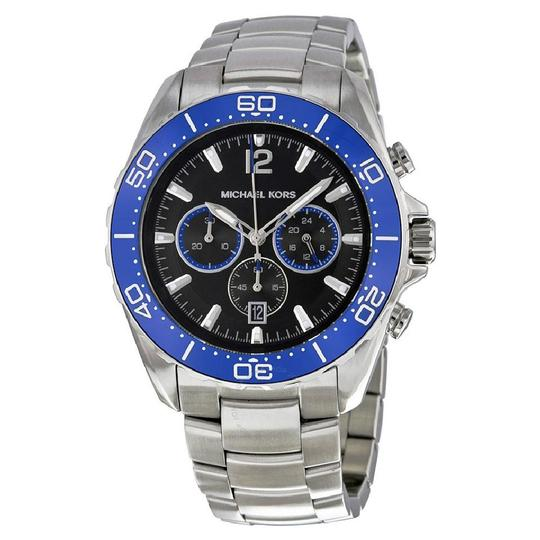 Preload https://item5.tradesy.com/images/michael-kors-clearance-sale-men-s-windward-chronograph-black-dial-mk8422-watch-21549754-0-0.jpg?width=440&height=440
