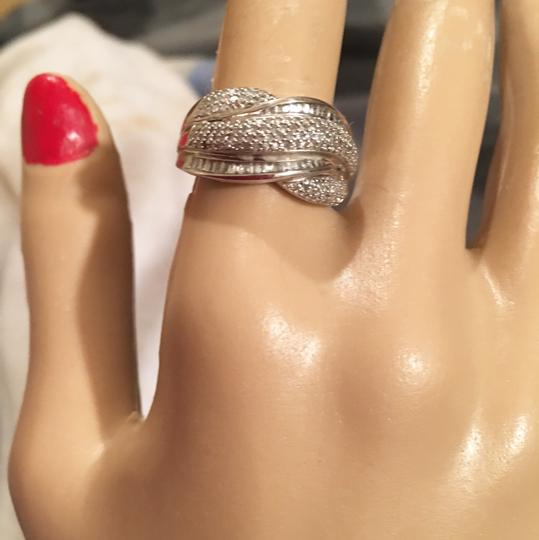 Other Diamond Bypass Ring
