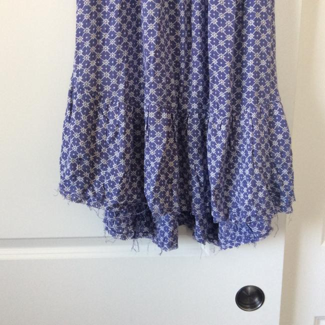 Out From Under short dress Lavender with white design on Tradesy