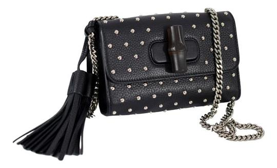 Gucci 387612 Studs Cross Body Bag