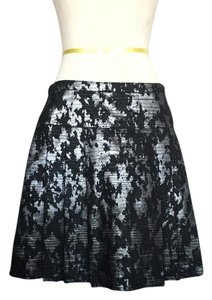 Tracy Reese Skirt Black, silver