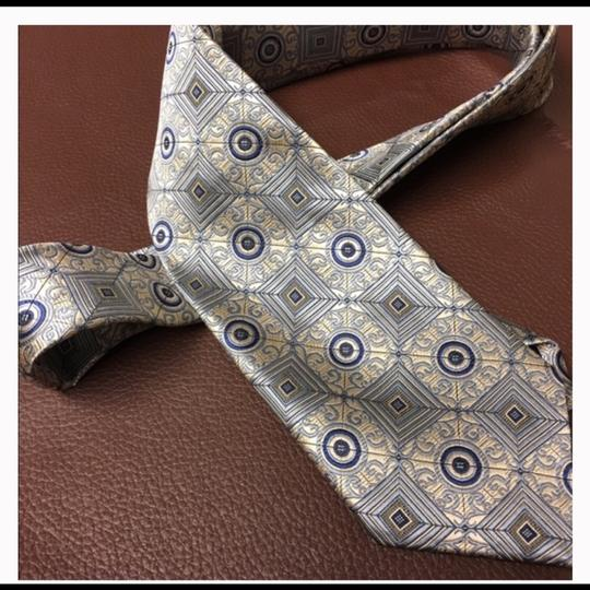 Queen Esther Etc New Arrival Paisley Tie For Men Pyramid Figure