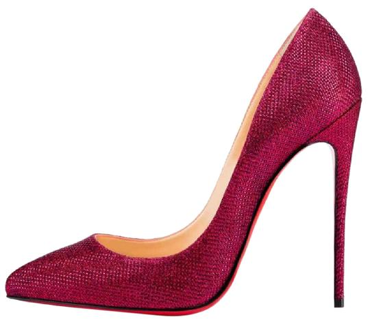 Preload https://item5.tradesy.com/images/christian-louboutin-cassis-pigalle-follies-pink-glitter-stiletto-pumps-size-eu-37-approx-us-7-regula-21550229-0-1.jpg?width=440&height=440