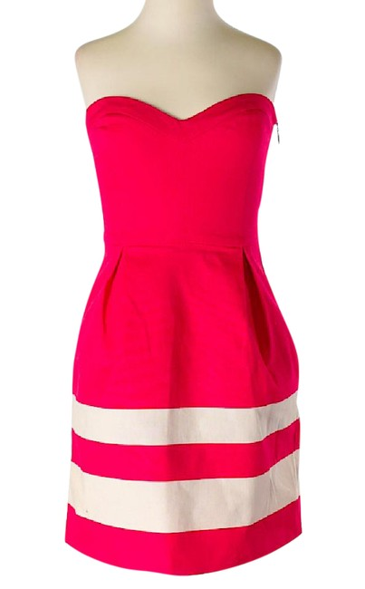Preload https://img-static.tradesy.com/item/21550366/zara-red-short-casual-dress-size-4-s-0-1-650-650.jpg