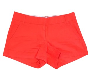 J.Crew Shorts Bright Red