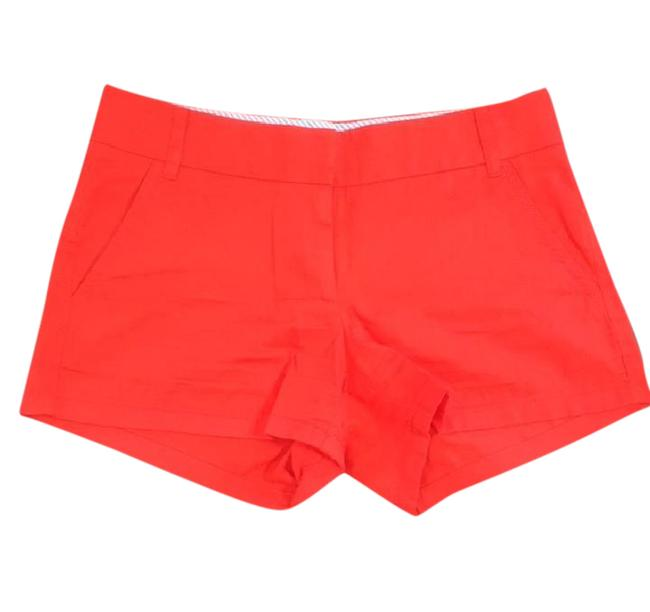 Preload https://item4.tradesy.com/images/jcrew-bright-red-3-chino-size-0-xs-25-21550388-0-1.jpg?width=400&height=650