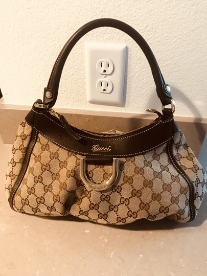 Gucci GG Supreme bag Hobo Bag
