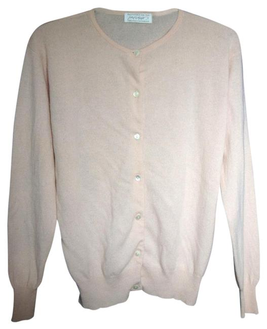 Preload https://img-static.tradesy.com/item/21550601/lord-and-taylor-pink-cashmere-cardigan-sweaterpullover-size-6-s-0-1-650-650.jpg