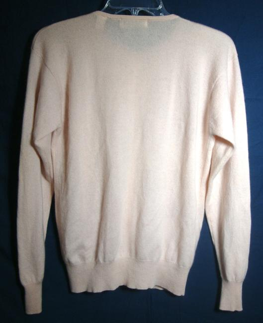 Lord & Taylor Cashmere Long Sleeve Sweater