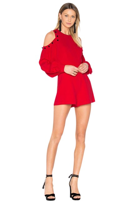 Preload https://item2.tradesy.com/images/alexis-red-black-asher-short-romperjumpsuit-size-0-xs-21550631-0-1.jpg?width=400&height=650