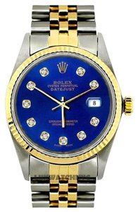 Preload https://item3.tradesy.com/images/rolex-36mm-datejust-gold-ss-diamond-with-box-and-appraisal-watch-21550657-0-0.jpg?width=440&height=440