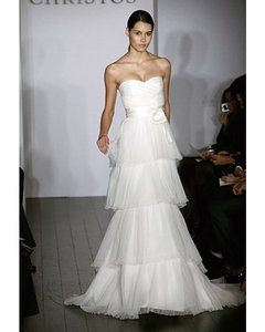 CHRISTOS Gracia Wedding Dress