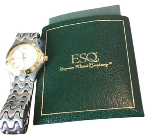 ESQ ESQ Esquire Swiss Stainless Steel Watch