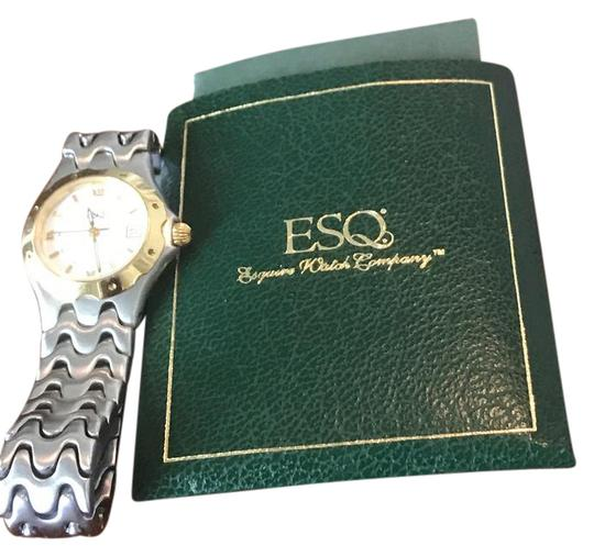 Preload https://img-static.tradesy.com/item/21551157/esq-stainless-steel-gold-esquire-swiss-watch-0-1-540-540.jpg
