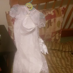 White Christening Gown Other