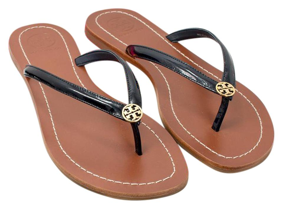 a41fd74ee680 Tory Burch 11168608 190041062423 Bright Navy Sandals Image 0 ...