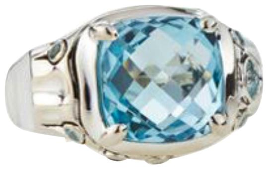 Preload https://item3.tradesy.com/images/john-hardy-silver-and-blue-sterling-topaz-ring-21551397-0-9.jpg?width=440&height=440