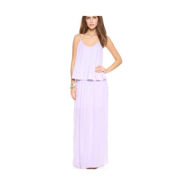 Preload https://item4.tradesy.com/images/three-dots-lavender-layered-long-casual-maxi-dress-size-4-s-21551433-0-0.jpg?width=400&height=650