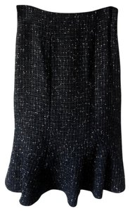 Other High-waisted Chic Skirt black