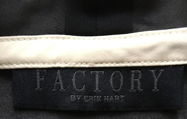 Factory by Erik Hart Details Sleeveless Elegant Light-weight Vest