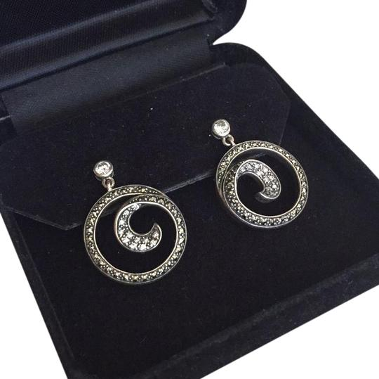 Preload https://item4.tradesy.com/images/marcasite-and-sterling-silver-earrings-21551613-0-1.jpg?width=440&height=440