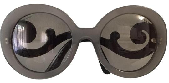 Preload https://img-static.tradesy.com/item/21551694/prada-black-baroque-matte-gray-and-sunglasses-0-1-540-540.jpg