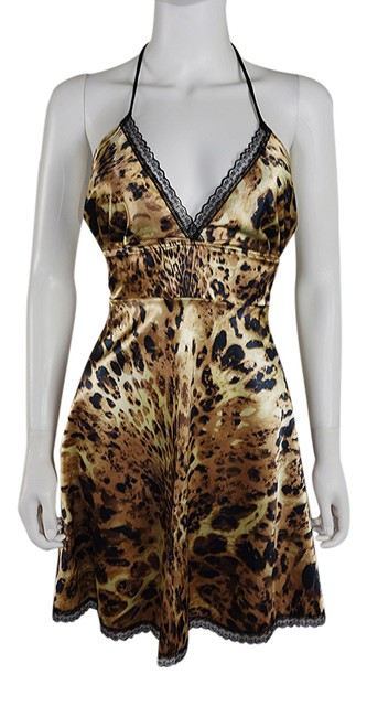Preload https://item1.tradesy.com/images/lisa-nieves-gold-and-black-animal-print-satin-short-cocktail-dress-size-8-m-21551765-0-1.jpg?width=400&height=650