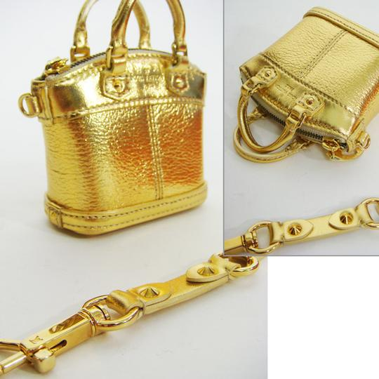 Louis Vuitton Louis Vuitton Collector MUST SEE ! - Mini Lockit GOLD