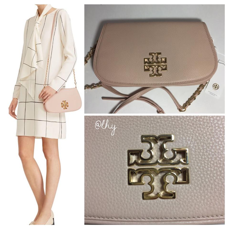 Tory burch britten clutches up to 70 off at tradesy tory burch cross body bag buycottarizona Images
