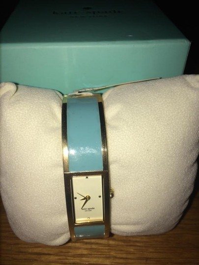 Kate Spade kate spade new york Women's Bangle Carousel Watch in turquoise