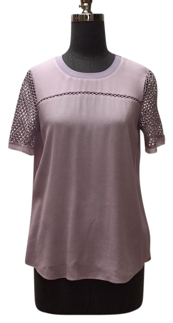Preload https://item4.tradesy.com/images/rebecca-taylor-lavender-sleeve-with-elasticized-collar-and-laser-cut-sleeves-tee-shirt-size-4-s-21551878-0-1.jpg?width=400&height=650