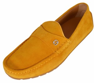 Gucci Men's Loafers Drivers Zest Flats