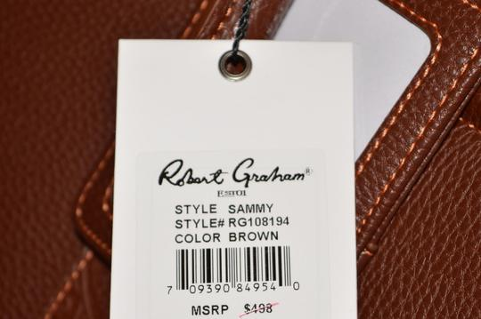 Robert Graham Duffle Brown Travel Bag