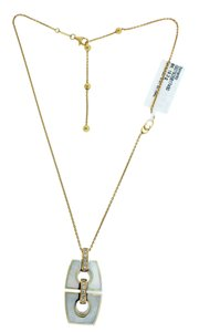 Chimento Chimento Link Noblesse diamond necklace in 18K pink and White gold