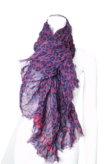 Preload https://img-static.tradesy.com/item/21552030/louis-vuitton-purple-violet-silk-cashmere-leopard-shawl-stole-scarfwrap-0-1-540-540.jpg