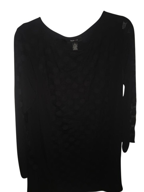 Preload https://item4.tradesy.com/images/style-and-co-black-company-tunic-size-12-l-21552098-0-1.jpg?width=400&height=650