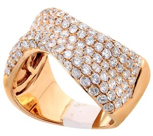 ABC Jewelry Diamond fashion band 2.02tcw g color vs2 clarity