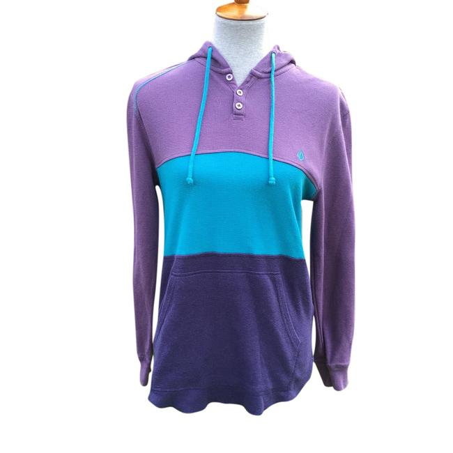 Preload https://item2.tradesy.com/images/volcom-purple-blue-colorblock-hooded-henley-thermal-spring-jacket-size-8-m-21552126-0-1.jpg?width=400&height=650