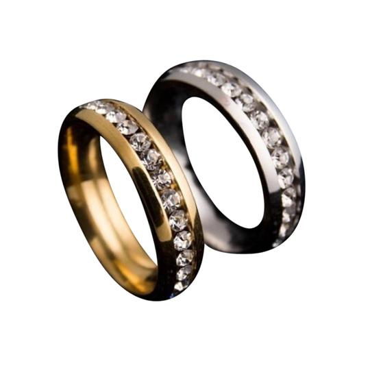 Preload https://item4.tradesy.com/images/gold-silver-size-9-10-11-men-s-never-fade-18k-wedding-band-ring-21552218-0-1.jpg?width=440&height=440