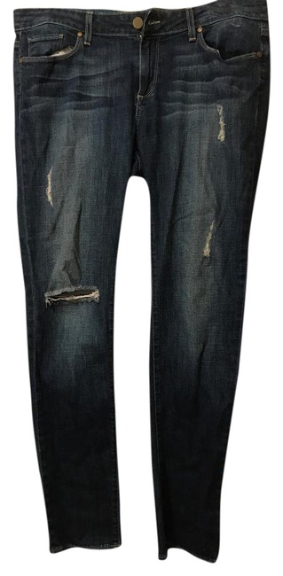 Preload https://item3.tradesy.com/images/paige-distressed-blue-skinny-jeans-size-31-6-m-21552247-0-2.jpg?width=400&height=650