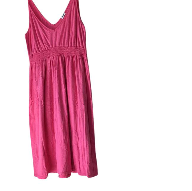 Preload https://img-static.tradesy.com/item/21552248/splendid-pink-coverup-mid-length-short-casual-dress-size-12-l-0-1-650-650.jpg