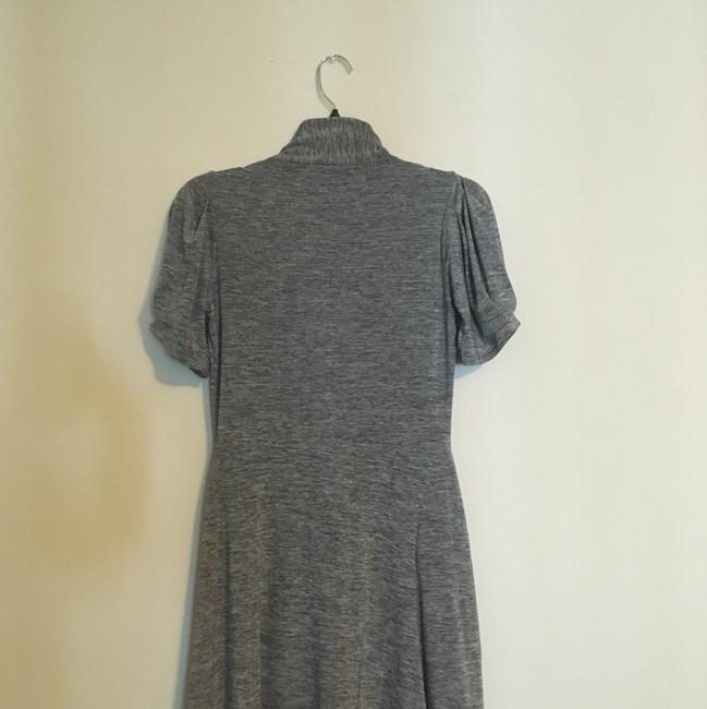 To the Max short dress gray on Tradesy